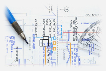 hvac-drawing